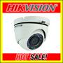 Cámara Domo Hikvision 1/3 Cmos Full Hd 720p Ir Exterior