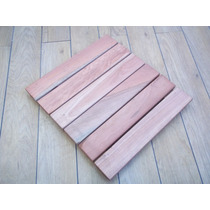 Baldosas De Deck - Madera Dura 50x50
