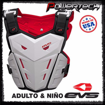 Pechera Motocross Atv Evs F1 Thor Fox Acerbis - Made In Usa