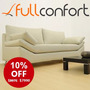 Sillon Sofa Living 2/3 Cuerpos Linea Premium Patas Metalicas