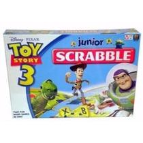 Scrabble Junior Original Mattel- Envío Sin Cargo En Caba