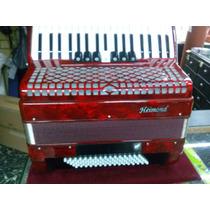 Acordeon A Piano Heimond 80 Bajos Ofertas Oro Amarillo