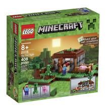 Lego Minecraft The First Night (21115)