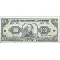 Ecuador 100 Sucres 1994 P123c