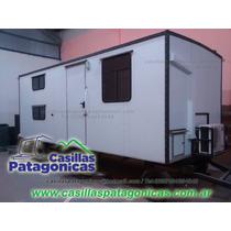 Trailer Casilla Petrolero Habitacional 6,50mts
