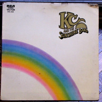Lp - Kc And The Sunshine Band - Muy Buen Estado