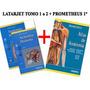 Latarjet Tomo 1 .o 2 + Prometheus Atlas Anatomia Combo...!!!
