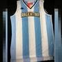 Musculosa Seleccion Argentina Basquet Juegos Rio 2016