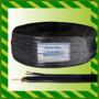 Rollo Cable Coaxil Rg59 Malla Cobre + Bipolar Cctv 75 Pesado