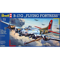 B-17g Flying Fortress Revell 4283 Escala 1/72