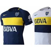 Nuevas Camisetas Boca. Titular Y Suplente. 2016