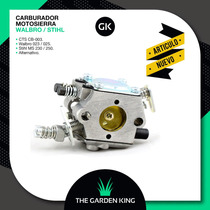Carburador Motosierra Walbro 023 / 025 Stihl Ms 230 / 250