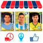 Album Copa America Centenario 2016 - Figuritas Sueltas!