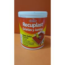 Recuplast Grietas Y Juntas X1kg Masilla Elastica Sinteplast