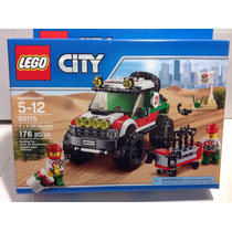 Auto 4x4 Rally Off Roader Lego City 60115 Envio Gratis Caba