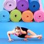 Colchoneta Yoga Pilates Gimnacia Goma Eva Ideal Buena Calida