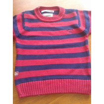 Sweater Pulover Kevingston T 2/4 Años
