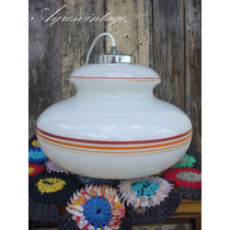 Antigua Lampara Retro Vintage.(envios).