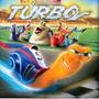Turbo 3d Blu-ray Nuevo Original Cerrado Dreamworks Dts-hd
