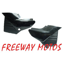 Juego Cachas Yamaha Ybr 125 Color Negro Original En Freeway