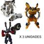Transformers Optimus Prime, Megatron, Bumblebee Villa Crespo