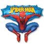 Globos Metalizados - Hombre Araña Jump 30 - Combo Cumple