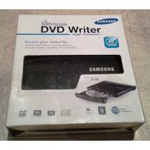 Grabadora Dvd Externa Usb Samsung Slim Portable