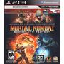 Mortal Kombat 9 Ps3 Komplete Edition | Digital Español