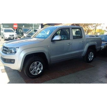 Amarok Highline Pack At En Agencia Blanco Y Plata !!!!