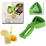 Exprimidor Manual Pinza Limon Jugo Citricos Lemon Juicer