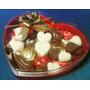 Corazón Lleno De Bombones San Valentín,dia De Los Enamorados