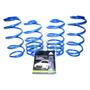 Juego Espirales Fiat Palio Strada 99/08 Delantero Ag Kit