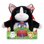 Peluche Pop Out Pets 3 Mascotas En 1 Reversible Gatos