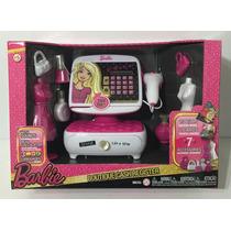 Barbie Caja Registradora Boutique Cash Register Val Bbcr3