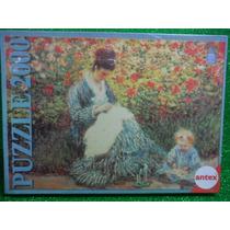 Puzzle 2000 Mujer Con Niño - Antex