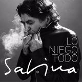 Entradas Joaquin Sabina - Fila 1 A 4 Central ! Lo Mejor