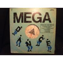 Mega Dance Gapul Remix Versions Disco De Vinilo