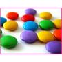 Lentejas De Chocolate Mesa Dulce Souvenirs X Kilo Colores Vs