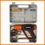 Pistola De Calor Gamma 2000 Watts 2 Temperatura + Accesorios