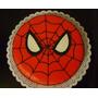 Tortas Decoradas - Spiderman / Hombre Araña