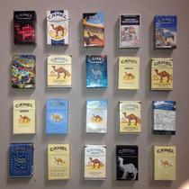Colección Etiquetas De Cigarrillos