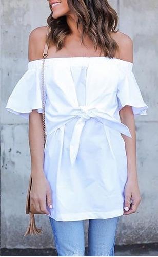 Blusas para mujer Limonni LI120 Campesinas