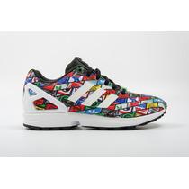 Zapatillas Adidas Flux Original Multicolor