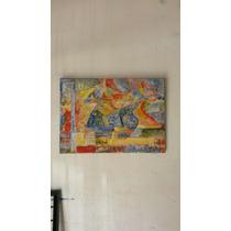 Pintura Abstracta. Oleo