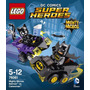 Lego Batman Vs.catwoman Super Heroes 76061 Original