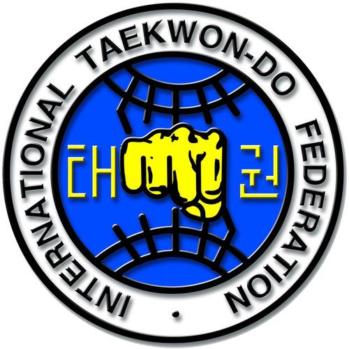 Uniforme Traje Dobok Top Pro Taekwondo Itf 4º Dan (4° A 6°) - $ 1699