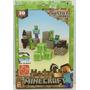 Minecraft Utility Pack Plancha Escenarios 30 Pcs Zap 16700