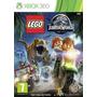 Lego Jurassic World Xbox360 Original Nuevo
