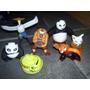 Navidad Oferta Mc Donalds Kung Fu Panda Lote X7