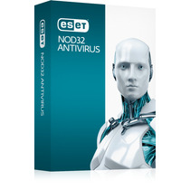 Eset® Nod32 Antivirus - 4pc - 1 Año